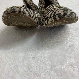 Lucky Brand Shoes - Lucky Brand Geometric Flats
